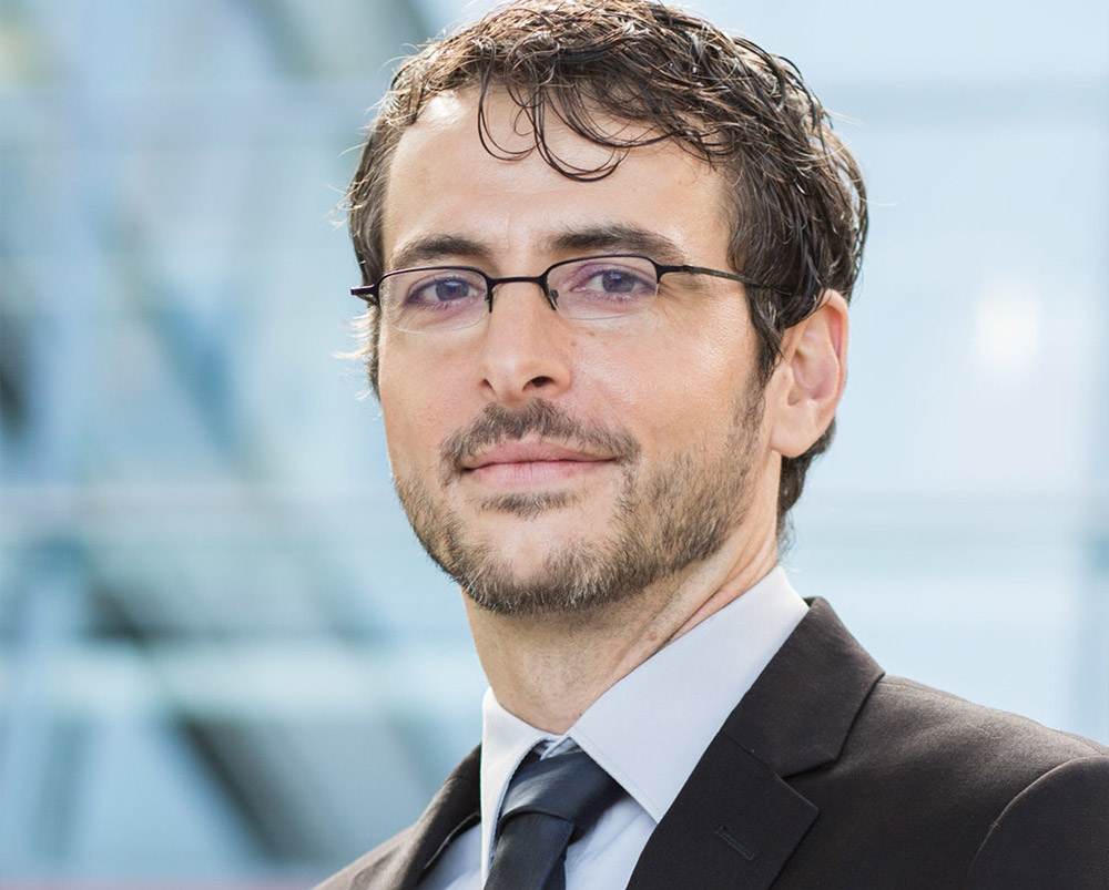 Thomas Rehmet - Projektleiter Accelerator und Leiter Center for Entrepreneurship